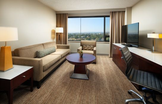 Kamers The Westin Los Angeles Airport