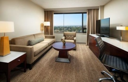 Zimmer The Westin Los Angeles Airport
