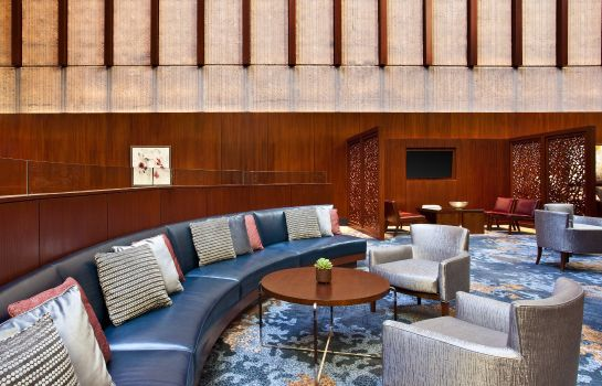 Hotel bar Atlanta The Westin Peachtree Plaza