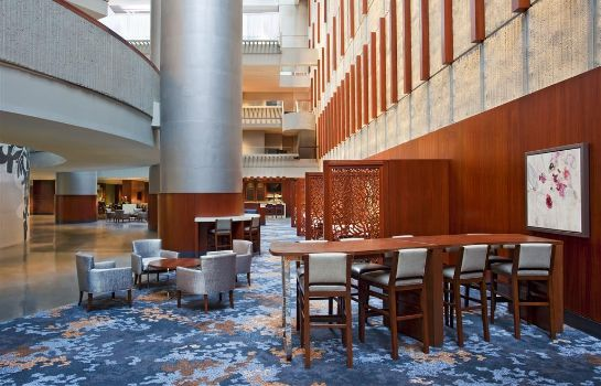 Lobby Atlanta The Westin Peachtree Plaza