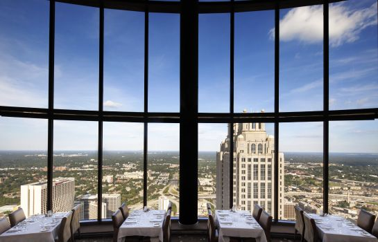 Restaurant Atlanta The Westin Peachtree Plaza