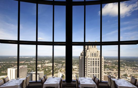 Restaurante The Westin Peachtree Plaza Atlanta