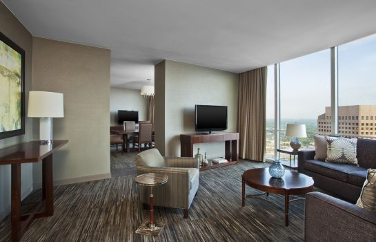 Room Atlanta The Westin Peachtree Plaza