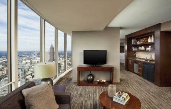 Habitación The Westin Peachtree Plaza Atlanta