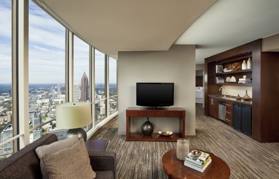 Zimmer Atlanta The Westin Peachtree Plaza