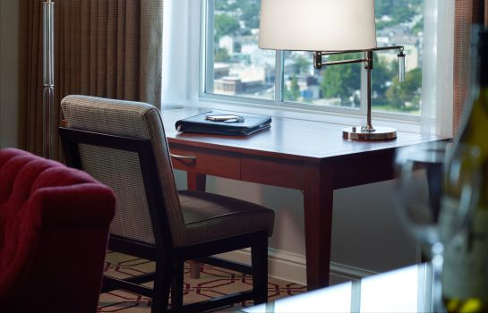 Suite Omni Providence Hotel