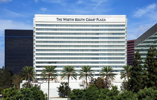 Exterior view Costa Mesa The Westin South Coast Plaza