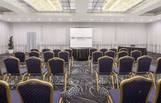 Conference room Crowne Plaza MONTREAL AIRPORT