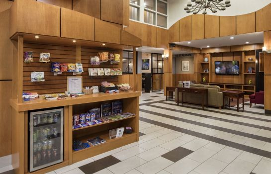 Hotelhalle Four Points by Sheraton Kamloops