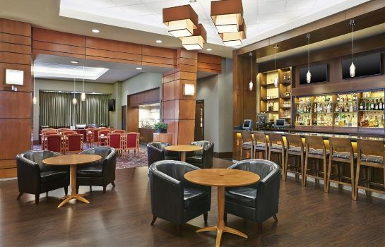 Hotel bar Four Points by Sheraton Vancouver Airport