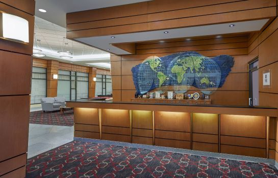 Hall Four Points by Sheraton Vancouver Airport