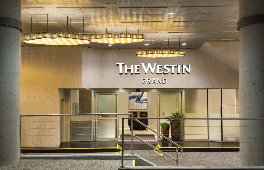 Hotelhalle Vancouver The Westin Grand