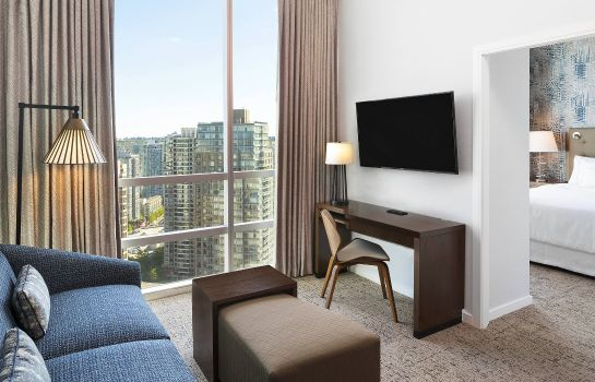 Suite The Westin Grand Vancouver