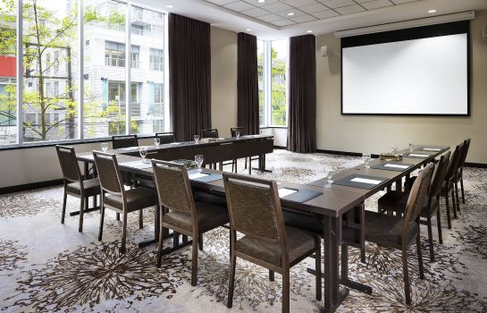 Conference room The Westin Grand Vancouver