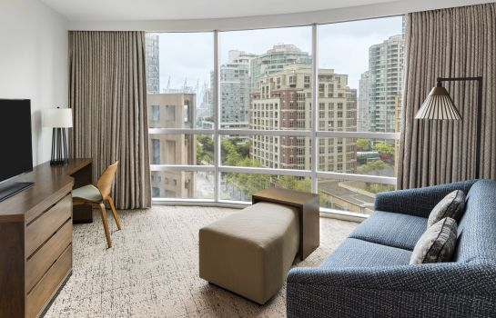 Zimmer The Westin Grand Vancouver