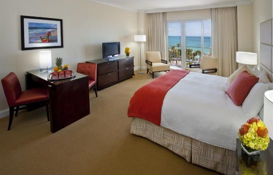 Chambre SEA VIEW BAL HARBOUR HOTEL