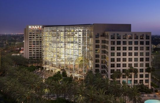 Exterior view Hyatt Regency Orange County