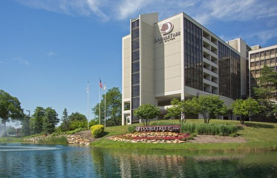 Vista esterna DoubleTree by Hilton Chicago - Oak Brook
