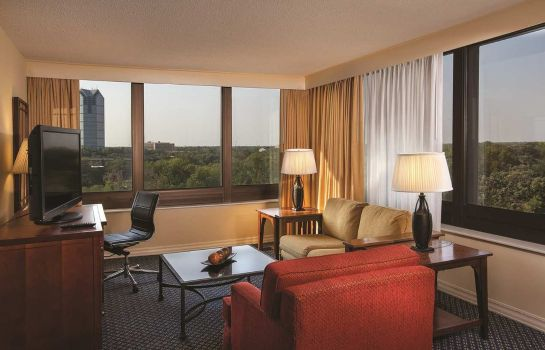 Suite DoubleTree by Hilton Chicago - Oak Brook