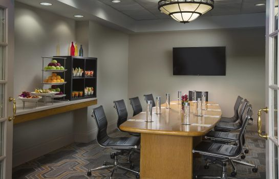 Sala congressi DoubleTree by Hilton Chicago - Oak Brook
