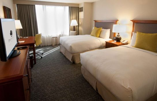 Zimmer DoubleTree by Hilton Chicago - Oak Brook