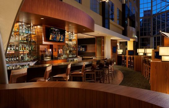 Hotel bar Hyatt Regency Orange County