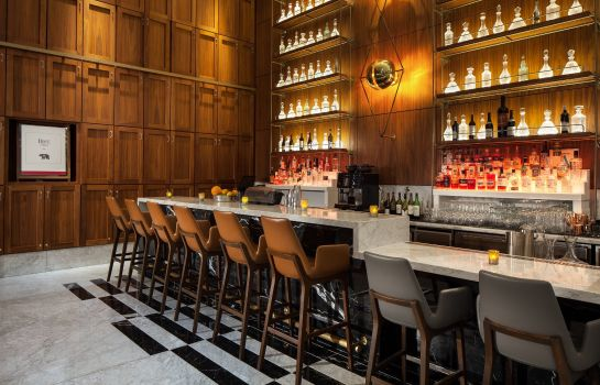 Hotel bar Sheraton Grand Los Angeles