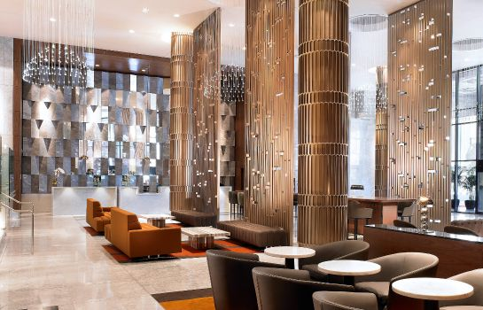 Lobby Sheraton Grand Los Angeles