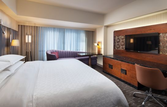 Zimmer Sheraton Grand Los Angeles