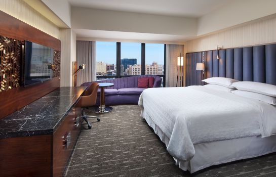 Room Sheraton Grand Los Angeles