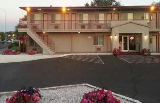 Vue extérieure KNIGHTS INN MOSES LAKE