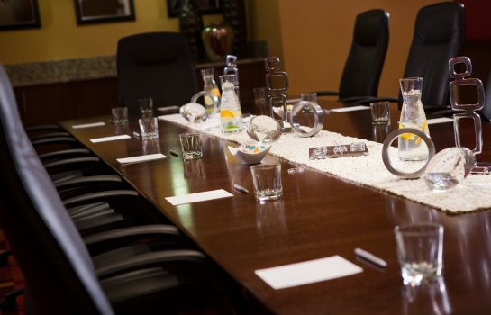 Conference room Renaissance Charlotte SouthPark Hotel