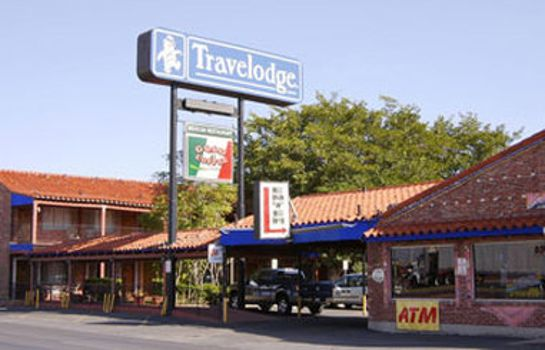 Außenansicht TRAVELODGE EL PASO AIRPORT