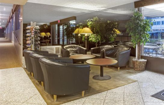 Hotelhalle TRAVELODGE SEATTLE BY THE SPAC