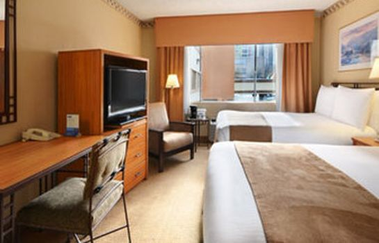 Zimmer TRAVELODGE SEATTLE BY THE SPAC