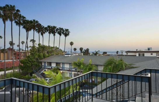 Außenansicht TRAVELODGE LA JOLLA BEACH