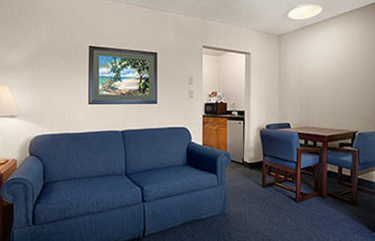 Zimmer TRAVELODGE LA JOLLA BEACH