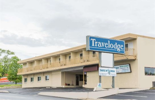 Vue extérieure Travelodge by Wyndham Lancaster Amish Country