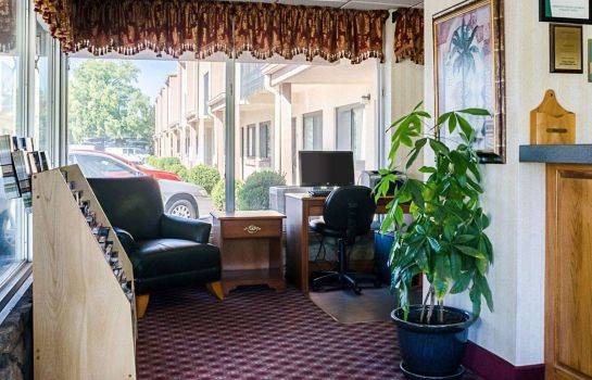 Hotelhal Quality Inn Lawrence - University Area