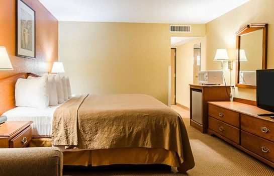 Kamers Quality Inn Lawrence - University Area