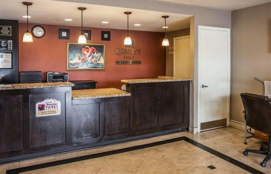 Hotelhal Quality Inn and Suites Anaheim at the Pa