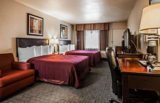 Suite Quality Inn & Suites Anaheim at the Park