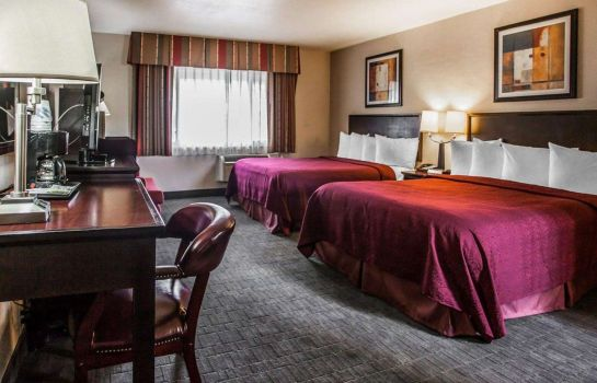 Zimmer Quality Inn and Suites Anaheim at the Pa