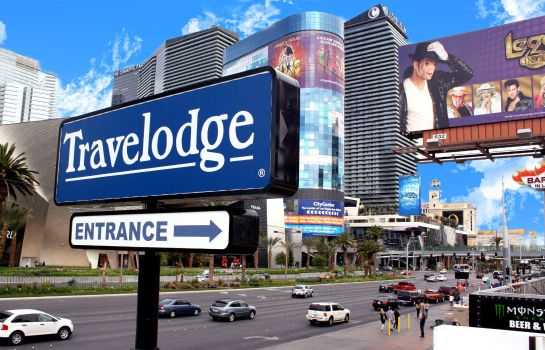 Außenansicht TRAVELODGE LAS VEGAS CENTER ST
