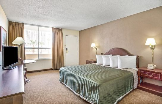 Zimmer TRAVELODGE LAS VEGAS CENTER ST