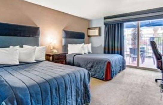 Chambre TRAVELODGE BY WYNDHAM LAS VEGA