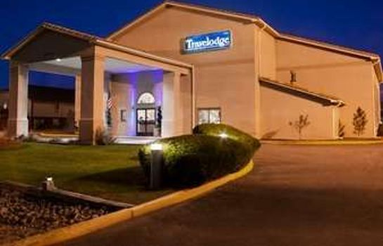 Buitenaanzicht TRAVELODGE GRANTS