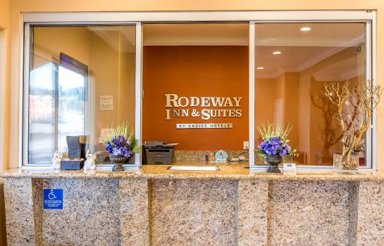 Hall RODEWAY INN AND SUITES CORONA