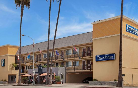 Außenansicht TRAVELODGE CULVER CITY