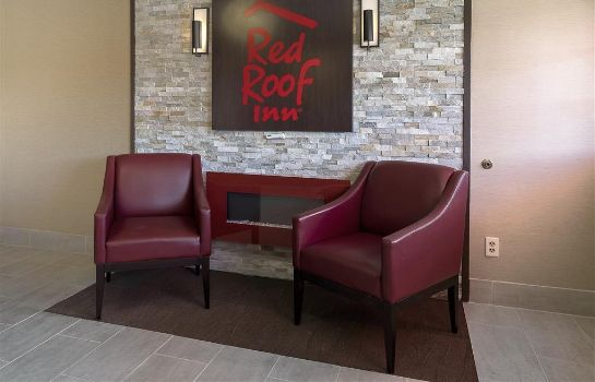 Lobby Red Roof Dayton-Huber Heights Red Roof Dayton-Huber Heights